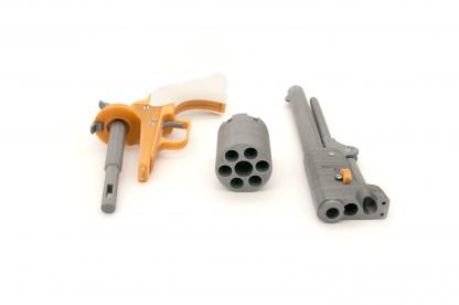 Colt Walker revolver replica