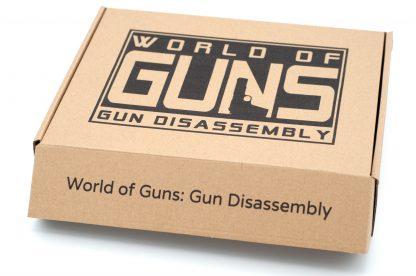Nambu Type 14 plastic pistol box