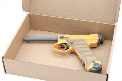 Nambu Type 14 plastic pistol